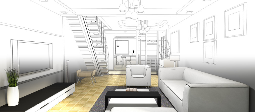 Chiavi in mano edil quattro punto zero for Architettura di interni