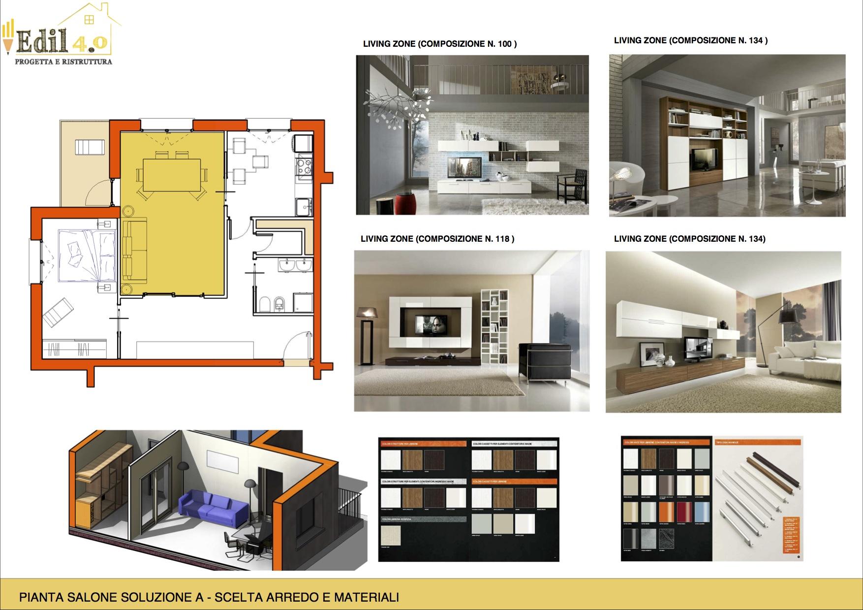 Progetto 65 mq gallery of progetto casa bifamiliare with - Progetto casa roma ...
